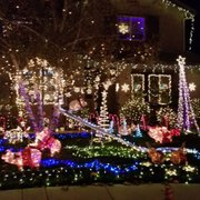 photo of santa clarita neighborhood christmas light displays santa clarita ca united states - Christmas Lights In Santa Clarita