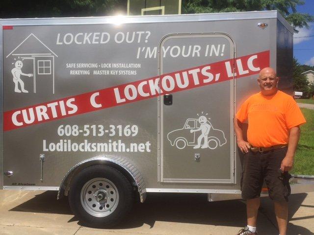 Curtis-C Lockouts: N2687 Grove Rd, Lodi, WI