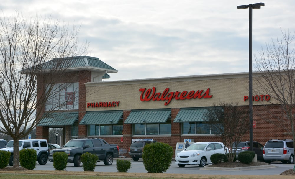 Walgreens: 1114 Brawley School Rd, Mooresville, NC