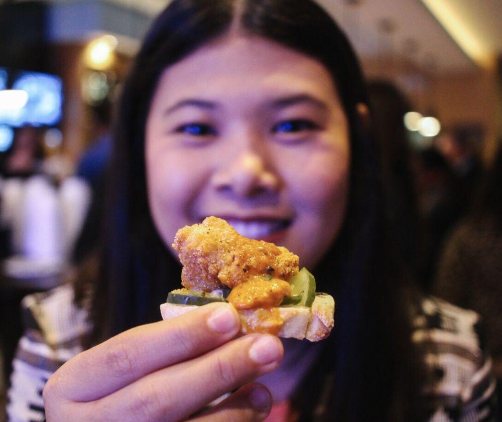 Gilbert's Hot Chicken Fish & Shrimp