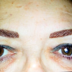 Permanent cosmetics by amy 38 fotos waxing 552 shore for Tattoo eyebrows nj