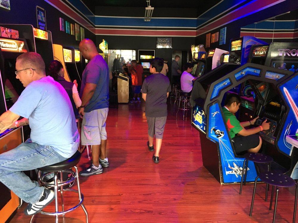 High Scores Arcade