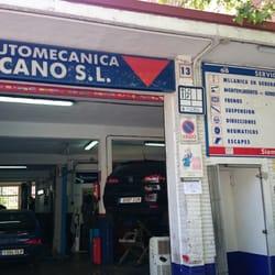 Automecanica cano r paration auto calle torrelaguna - Talleres cano madrid ...