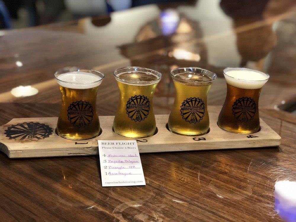 Cape Charles Brewing Company: 2198 Stone Rd, Cape Charles, VA