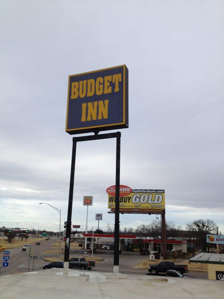 Budget Inn: 1700 Interstate 35 S, Waco, TX