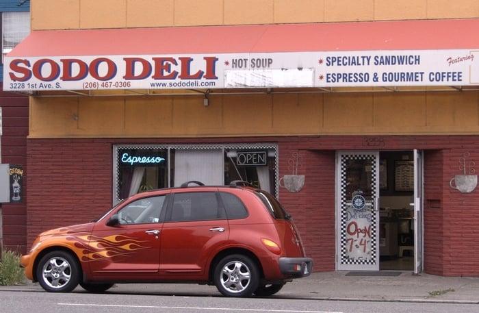 the sodo deli yelp