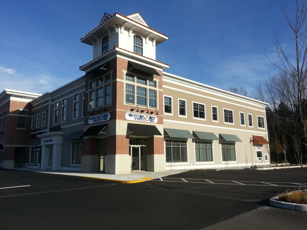 Webster First Federal Credit Union - 22 South St, Hopkinton