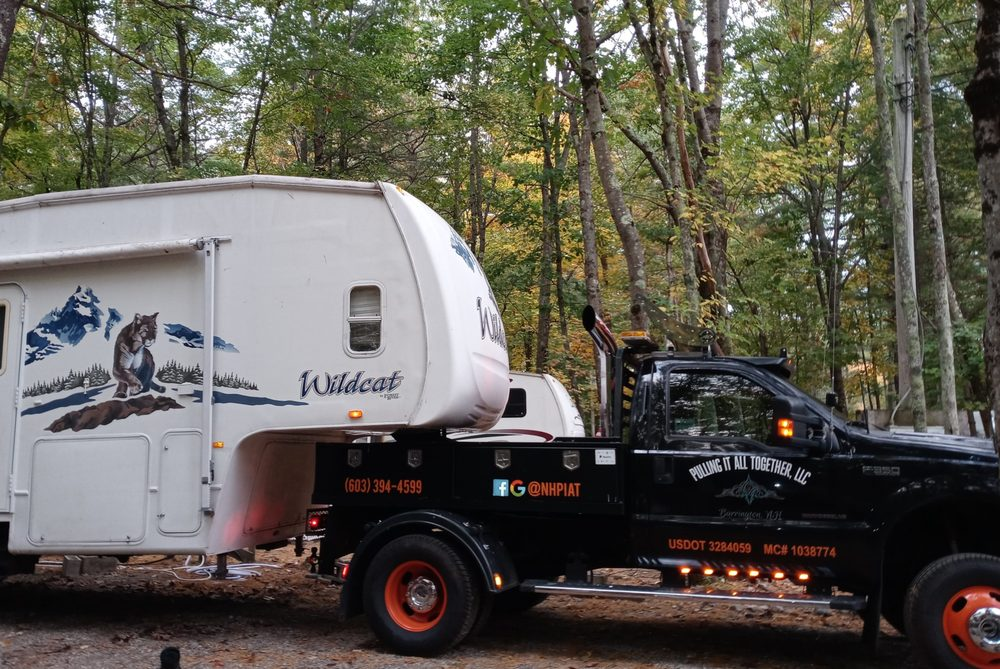 Towing business in Durham, NH