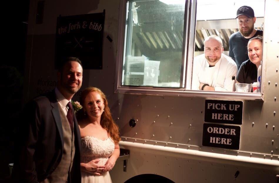 The Fork & Bibb Food Truck: 33 W Main St, Norton, MA