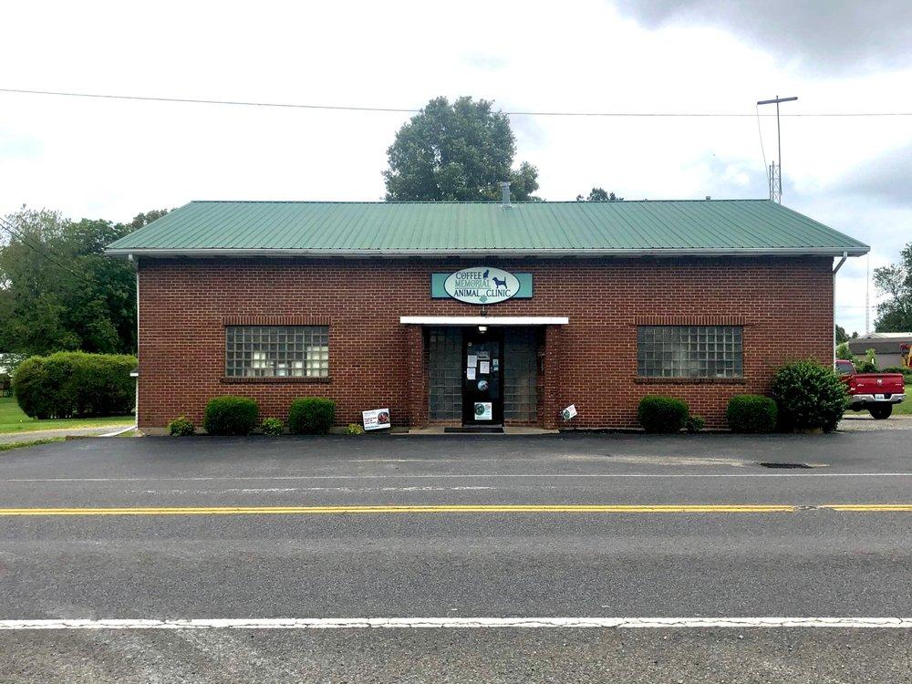 Coffee Memorial Animal Clinic: 275 W Kentucky Dr, La Center, KY