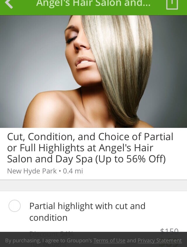 Angels Hair Salon And Day Spa 14 Reviews Hair Salons 700