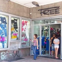 Free abbigliamento moda via delle baleniere 64 ostia for Sou abbigliamento
