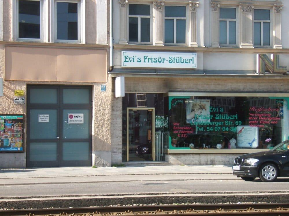Evi S Friseurst Berl Hairdressers Landsberger Str 69
