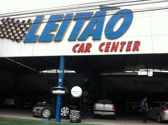 Leitao Car Center Auto Parts Supplies R Domingos Olimpio 910