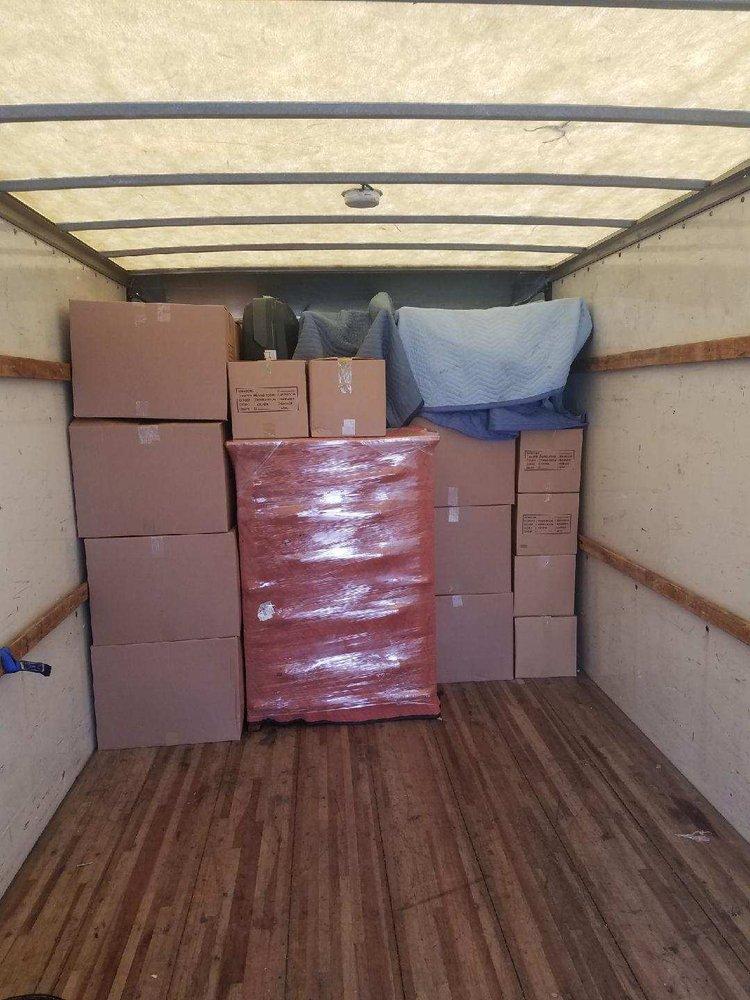 Move-it-all: 4903 Barn Owl Trl, Grand Prairie, TX