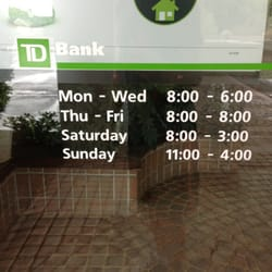 td banknorth locations ct