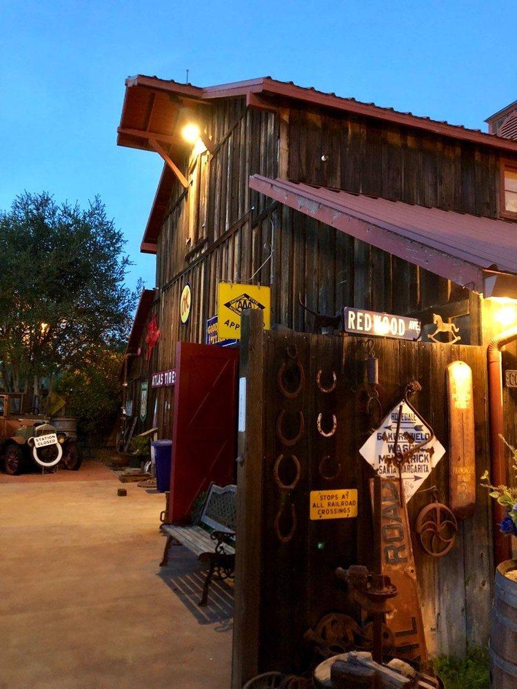 The Edwards Barn: 1095 Pomeroy, Nipomo, CA