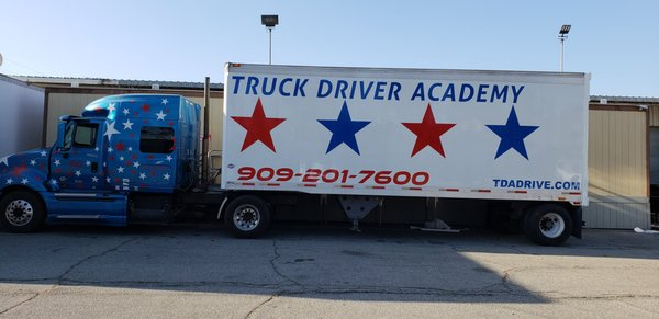 Truck Driver Academy 11081 Cherry Ave Fontana Ca Driving