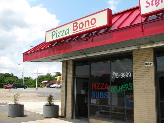 Pizza Bono: 10426 James Madison Pkwy, King George, VA