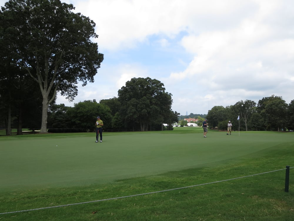 Photos for East Lake Golf Club - Yelp