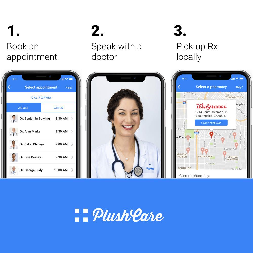 PlushCare Urgent Care: San Francisco, CA