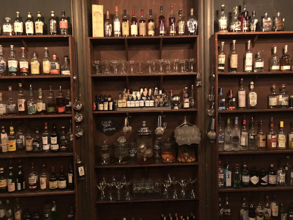 Social Spots from SoHo Wine & Martini Bar