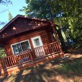 Photo Of Mackinaw Mill Creek Camping   Mackinaw City, MI, United States.  Lakeview