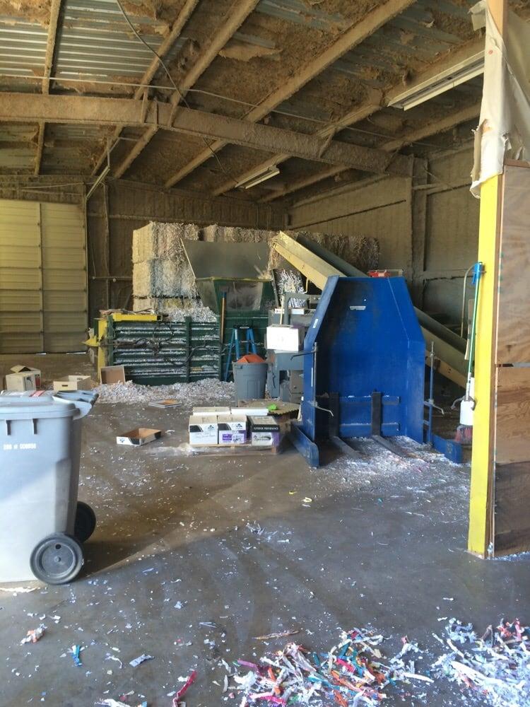 Shredding Services of Texas: 1250 McGee Dr, Abilene, TX