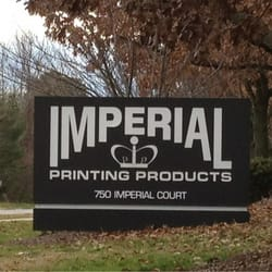 Imperial printing 750 imperial ct starmount for Imperial printing