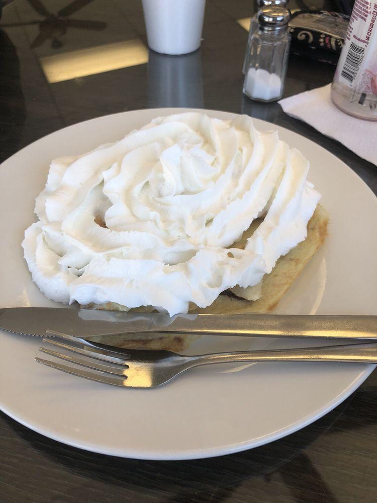Creperie & European Cafe: 2839 S Douglas Blvd, Midwest City, OK