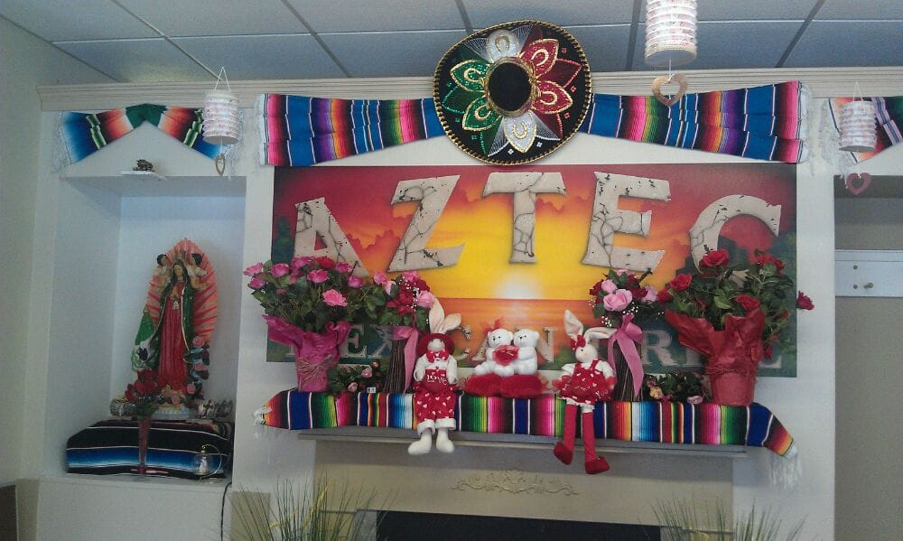 El Azteca Mexican Grill: 116 S Phelps St, Decatur, MI