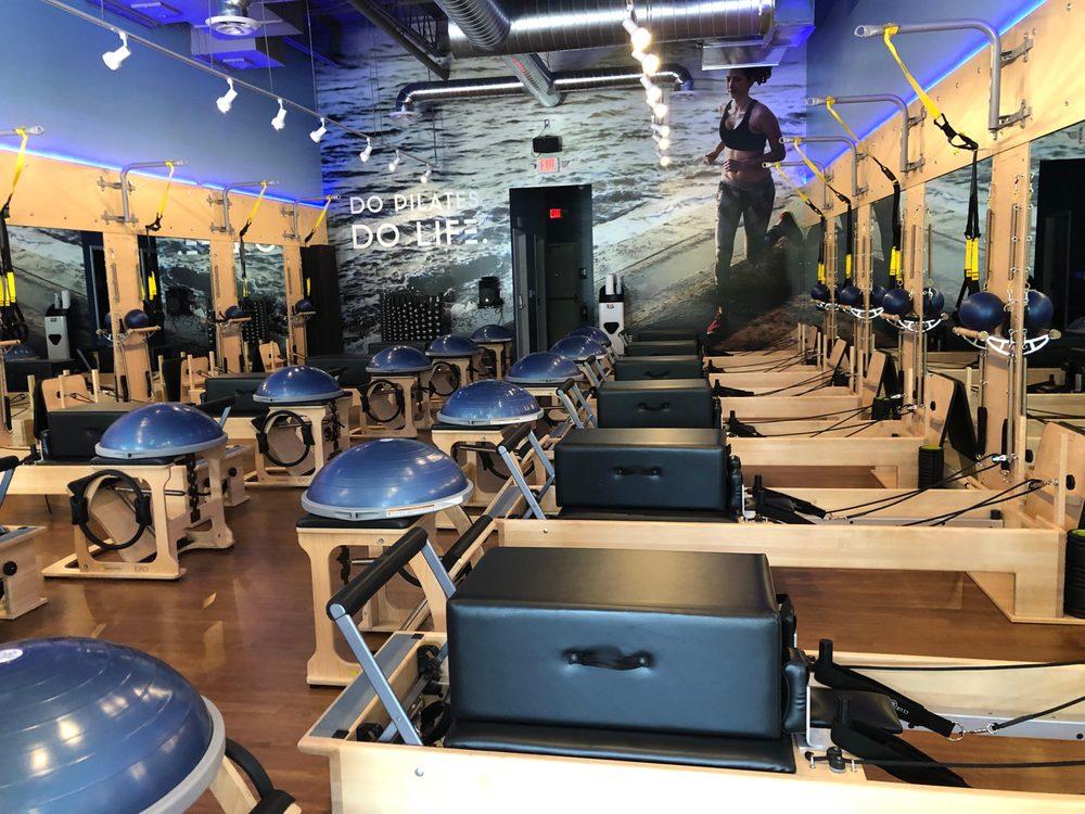 Club Pilates: 47484 Grand River Ave, Novi, MI