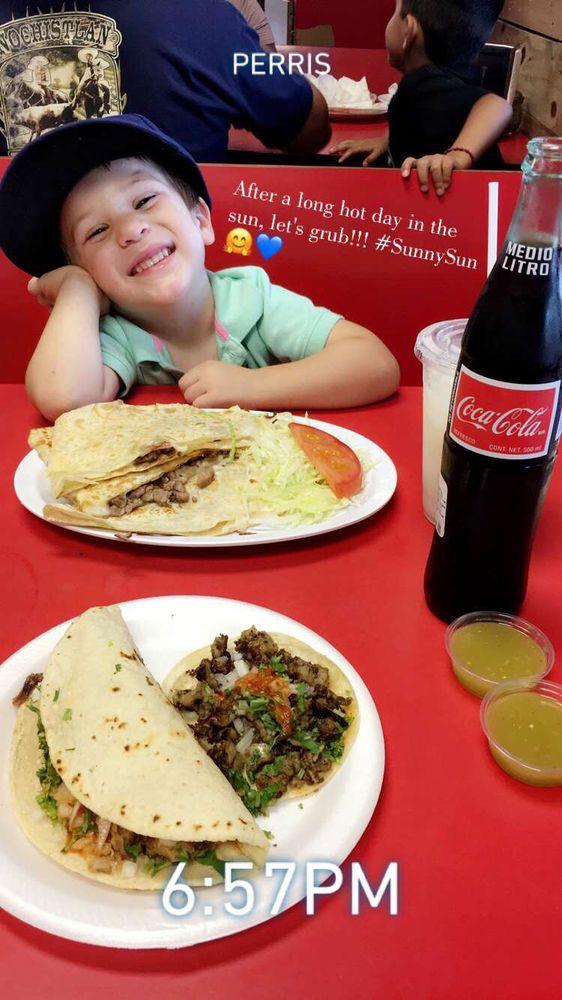 Tacos Nochistlan: 1688 N Perris Blvd, Perris, CA