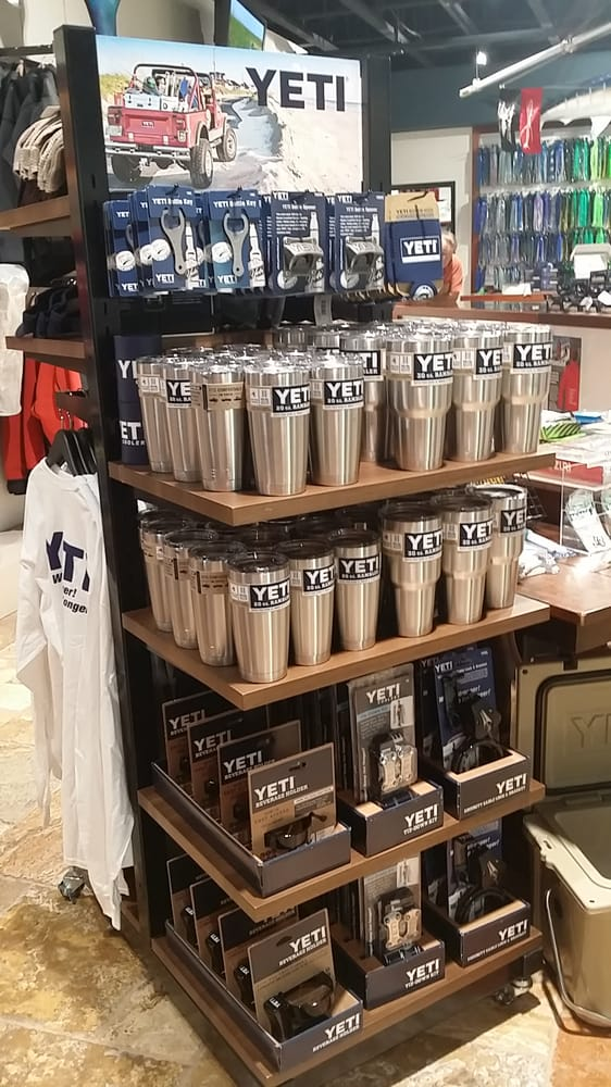 Auto Service Near Me >> Check out the new Yeti Cooler and Yeti Rambler display at ...