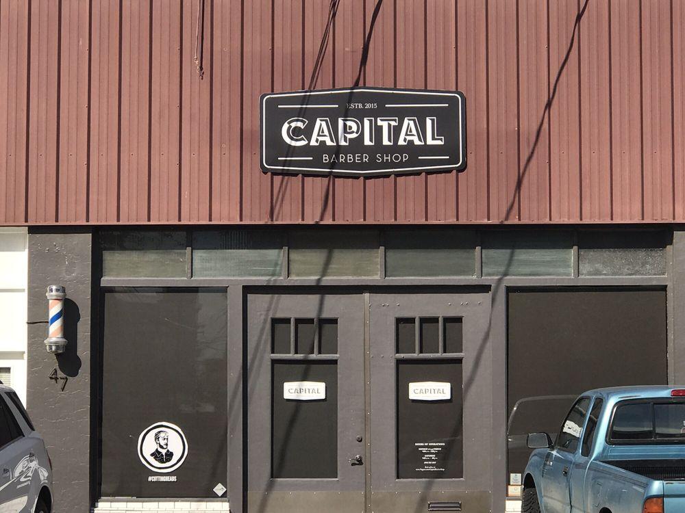 Capital Barber Shop: 47 S Spokane St, Walla Walla, WA