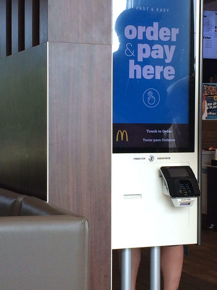 McDonald's: 82 US Hwy 62 W, Eddyville, KY