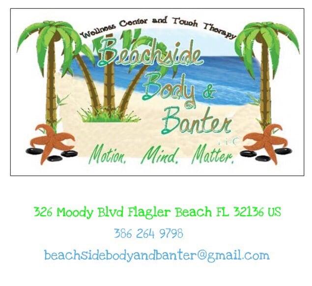 Beachside Body & Banter: 1701 N Oceanshore Blvd, Flagler Beach, FL