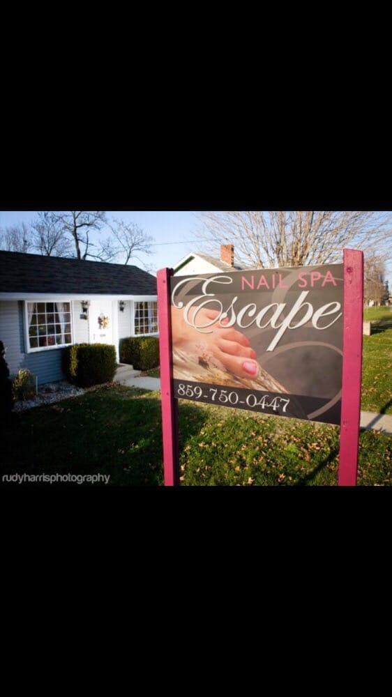 Escape Spa: 630 Elm St, Ludlow, KY