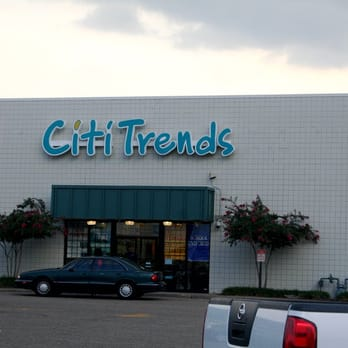 Citi trends clothing store hours