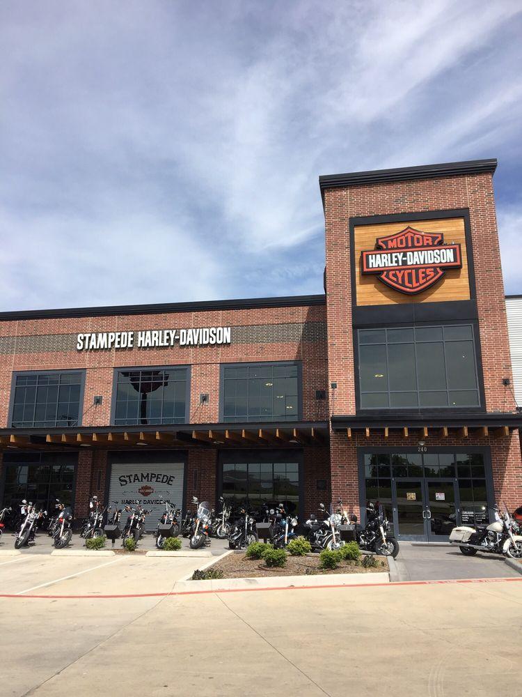 Stampede Harley Davidson