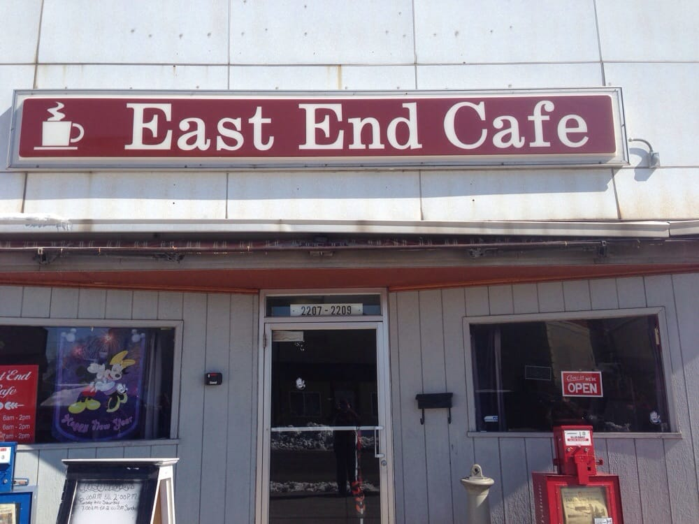 East End Cafe: 2209 E 5th St, Superior, WI