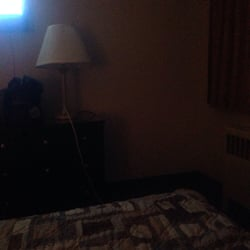 Photo of Airport Motor Inn - Winnipeg, MB, Canada. lamp without bulb
