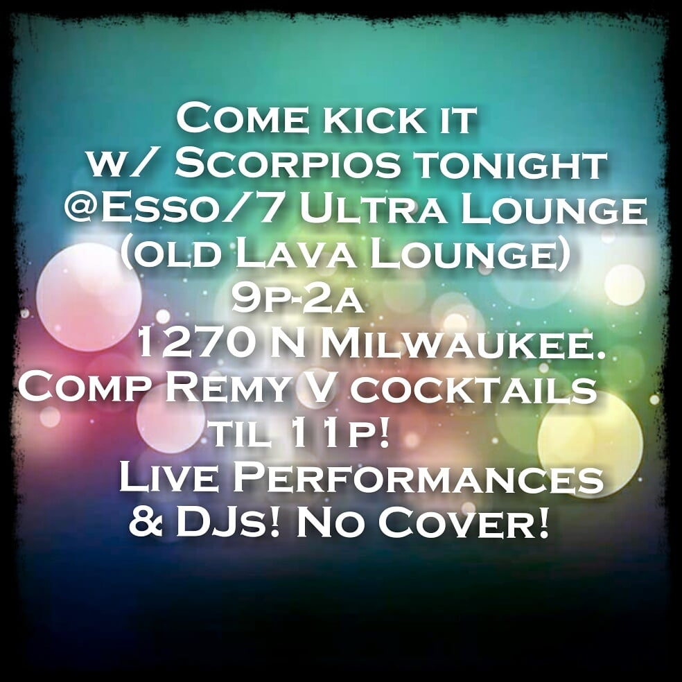 Esso - Lounges - 1270 N Milwaukee Ave, West Town, Chicago, IL ...
