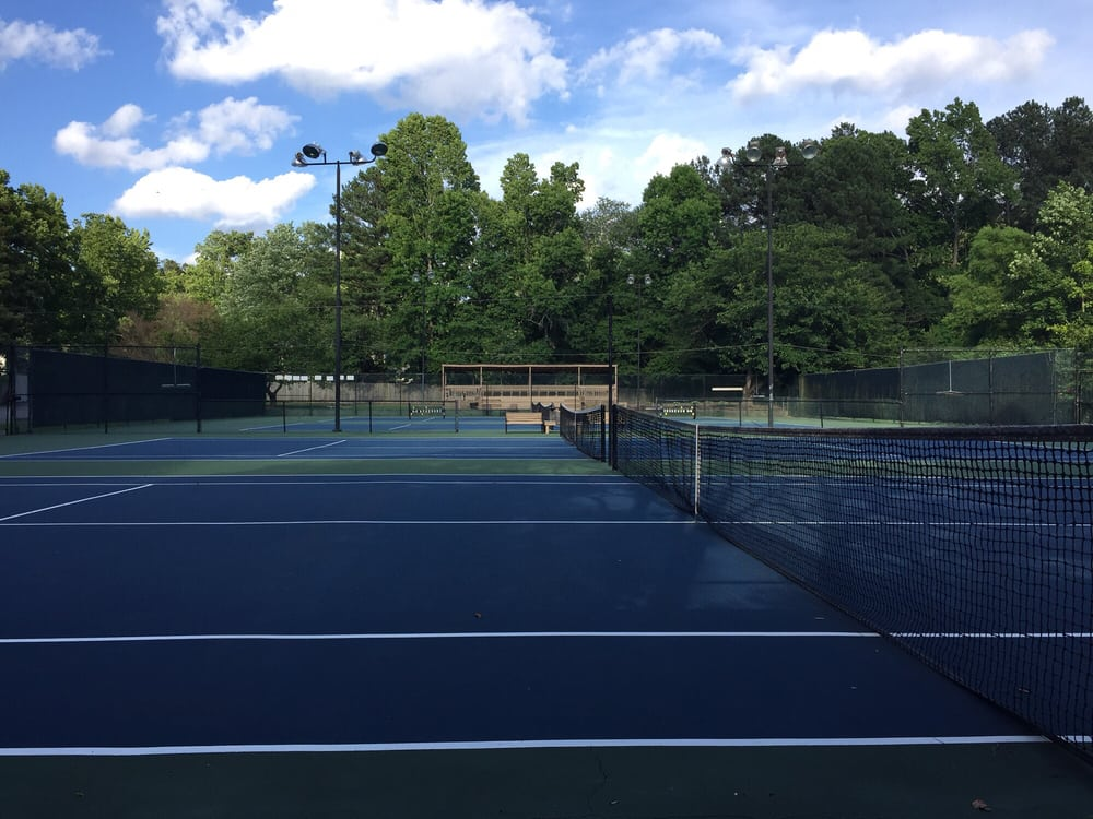 Holly Springs Swim & Tennis Club: 2521 Alberta Ln, Marietta, GA