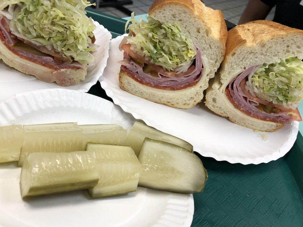 Apple Plaza Sandwich King: 357 Applegarth Rd, Monroe Township, NJ