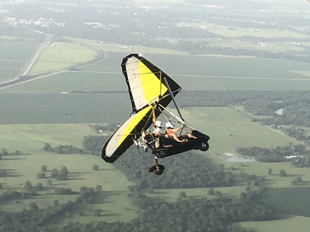 Cowboy Up Hang Gliding: Wharton, TX