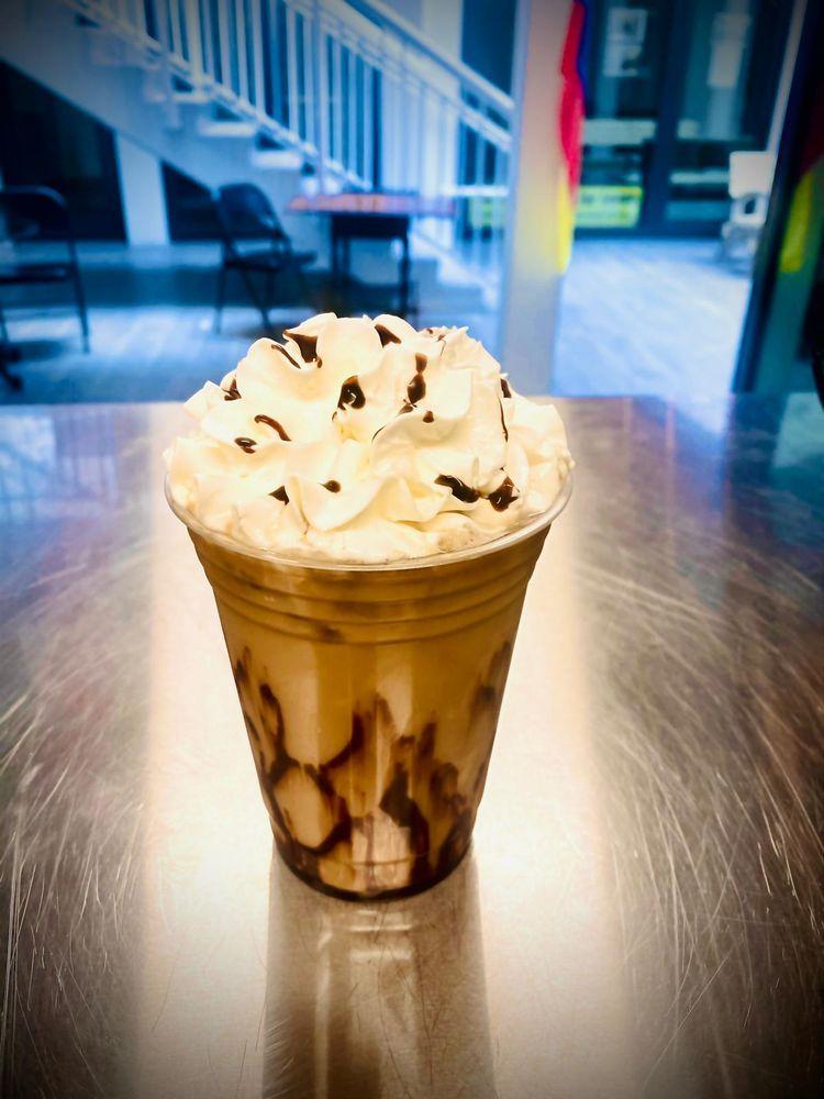 Tintos Colombian Coffee Shop: 119 Bridge St, Bradenton Beach, FL