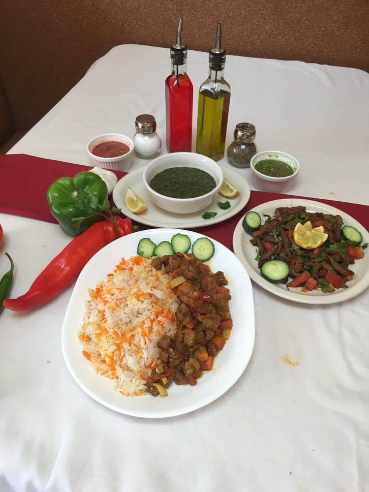 Sheeba Restaurant: 8752 Joseph Campau, Hamtramck, MI