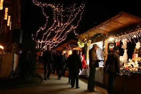 Weihnachtsmarkt L.Weihnachtsmarkt Im Bellpark Christmas Markets Kriens Luzern