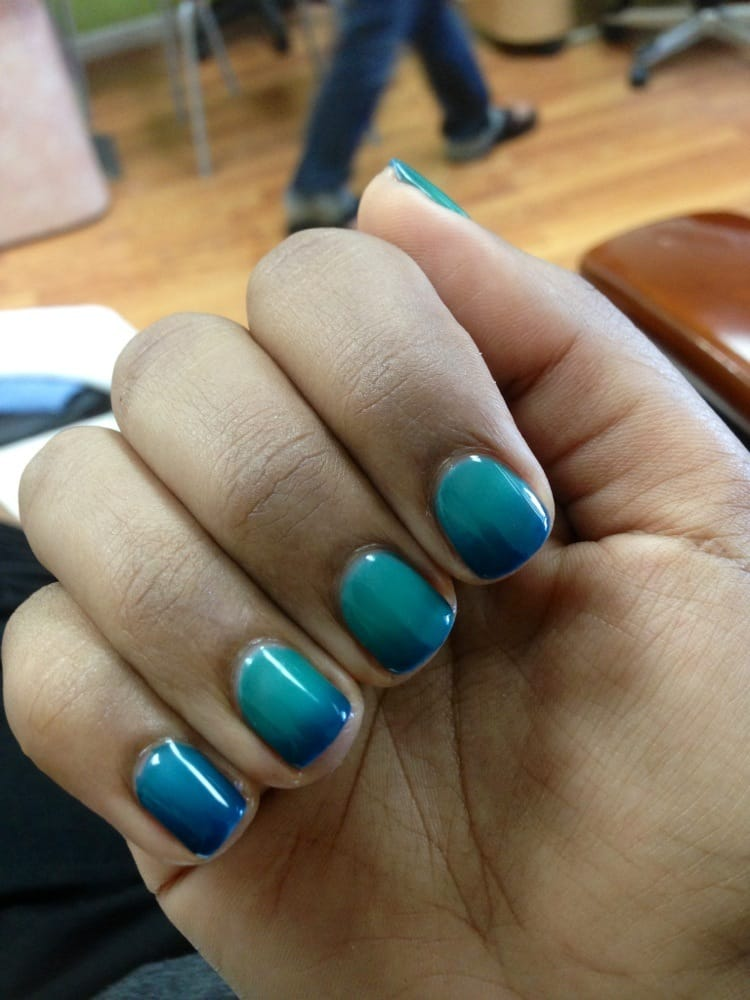 Photo Of Lovely Nails Austin Tx United States Gorgeous Color Changing